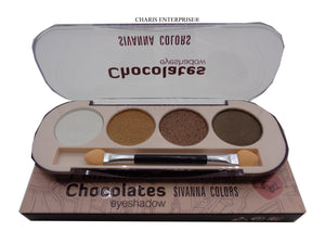 A Sivanna Choclate Eyeshadow