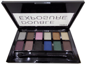 Sivanna colors Double Exposure Eyeshadow Palette