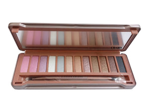 Sivanna colors Classic earthstone eyeshadow palette