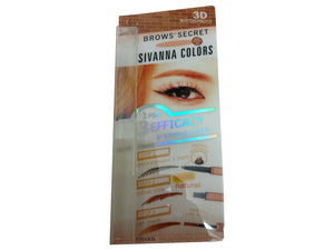 Sivanna colors 3D eyebrow pencil
