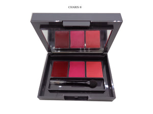 A Sivanna colors Exalted Velvet Eye shadow & Lip kit