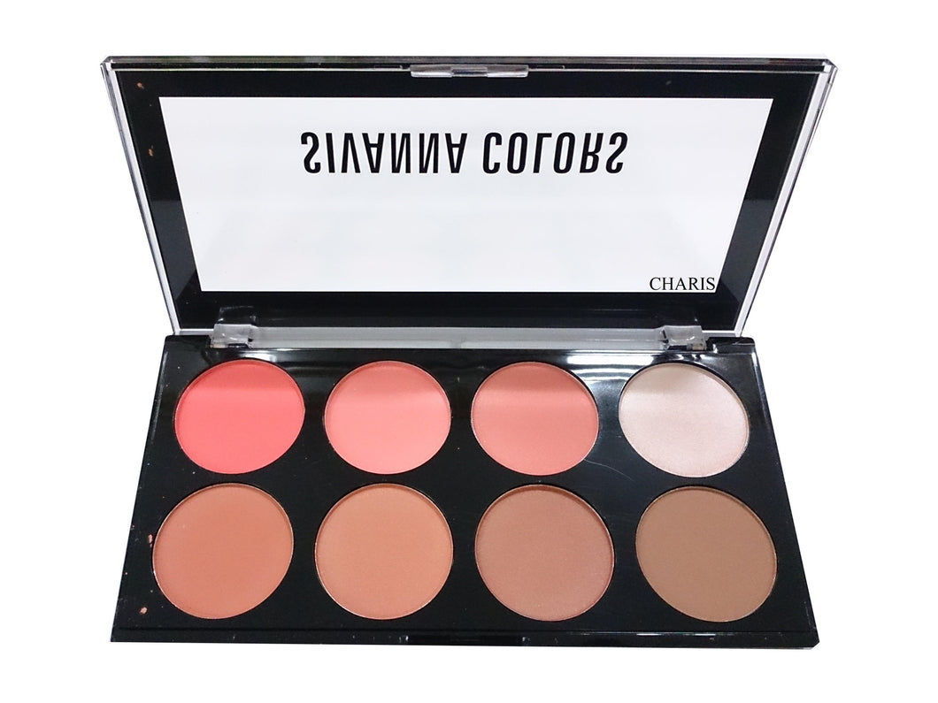 Sivanna Colors Ultra Blusher Palette HF319