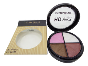 A Sivanna HD Studio All Naked Eyeshadow Palette