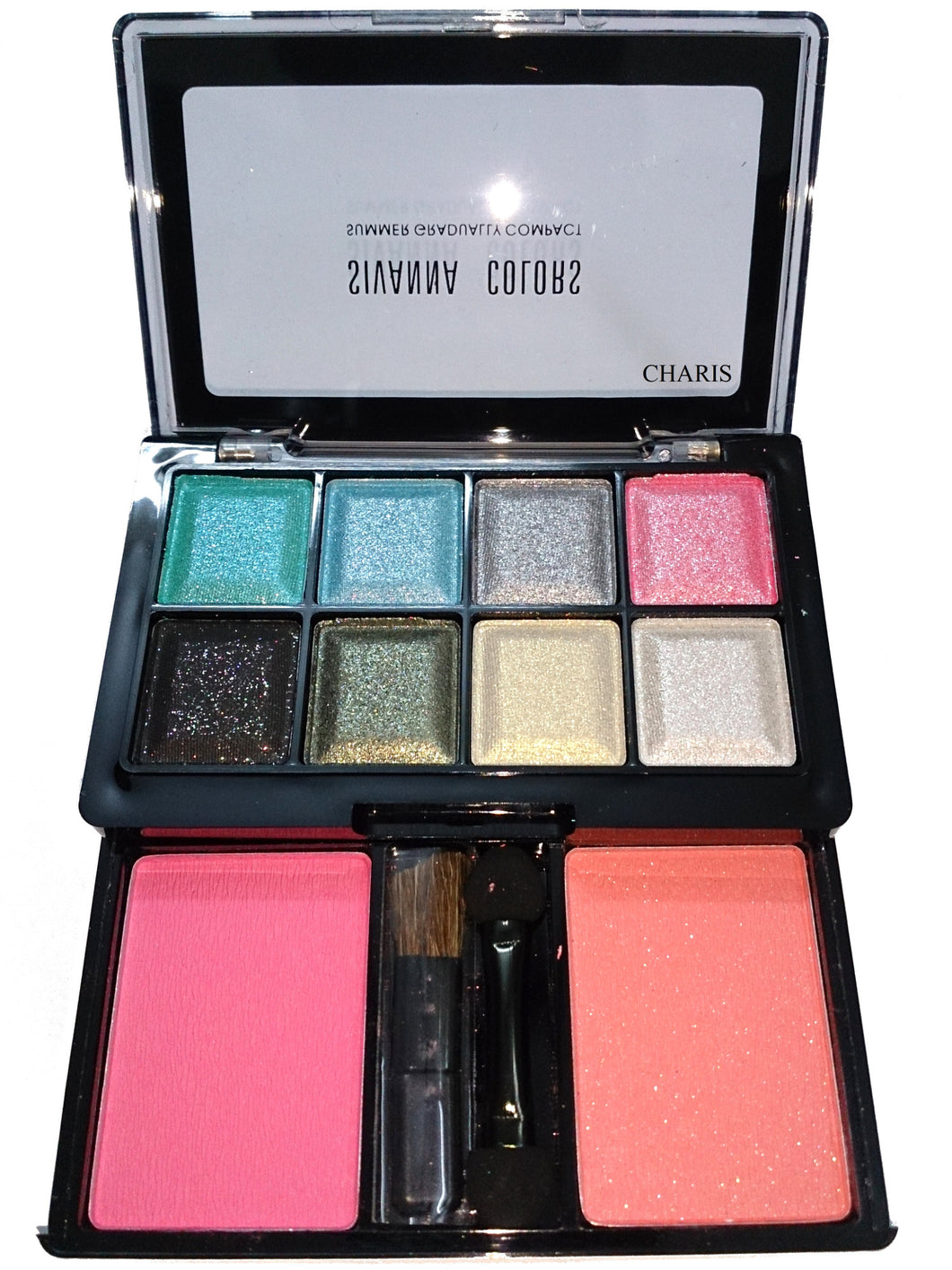 Sivanna Summer Gradual Compact And Blusher Kit
