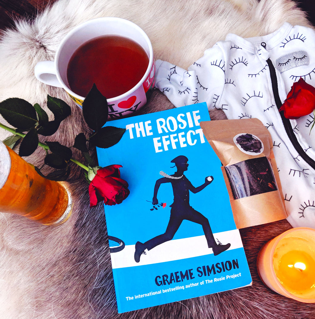 The Rosie Effect Book Box