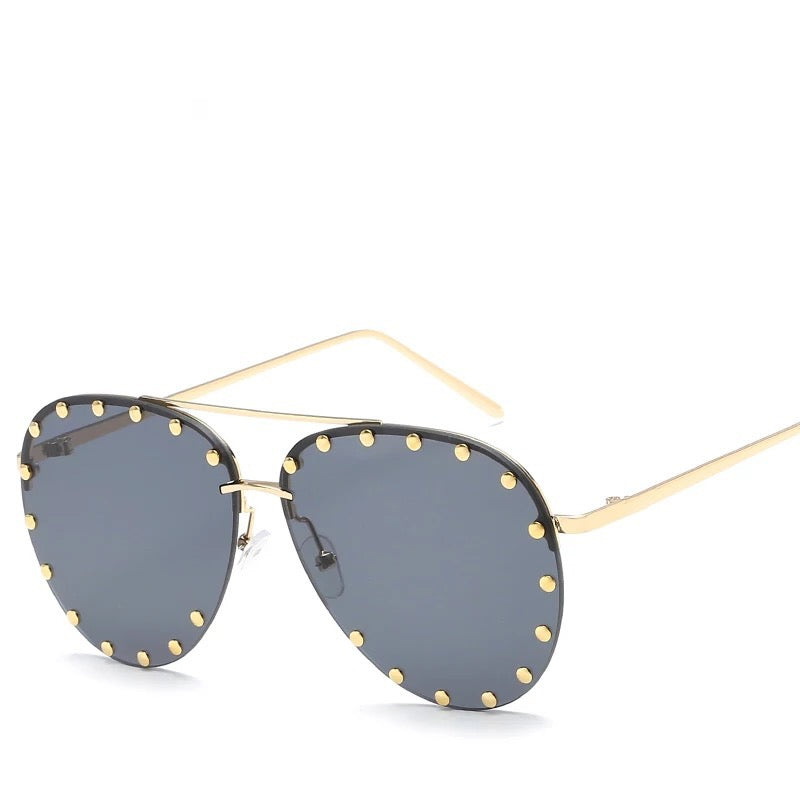 Gold Stud Aviators