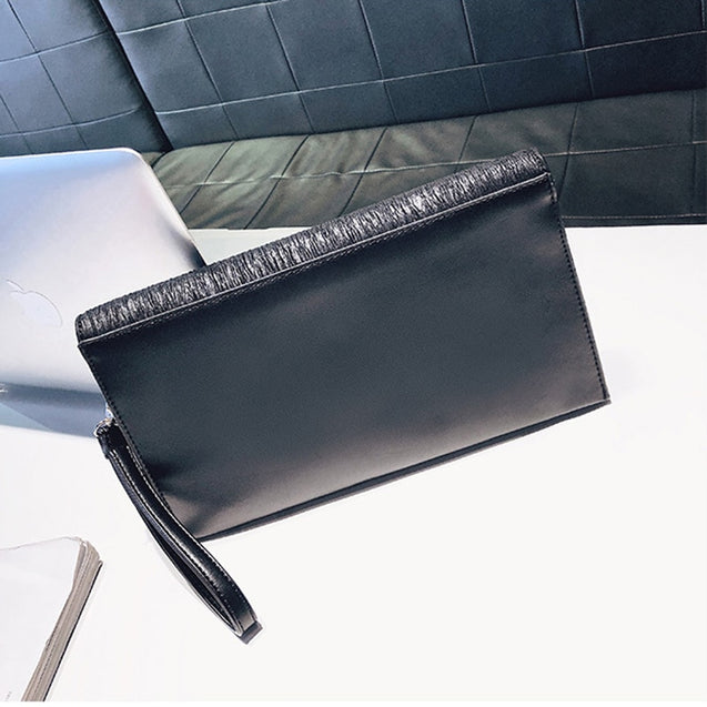 Womens Envelope Shape Evening Clutch Bag