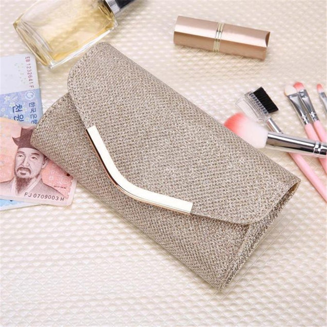 Ladies Upscale Evening Party Clutch Bags