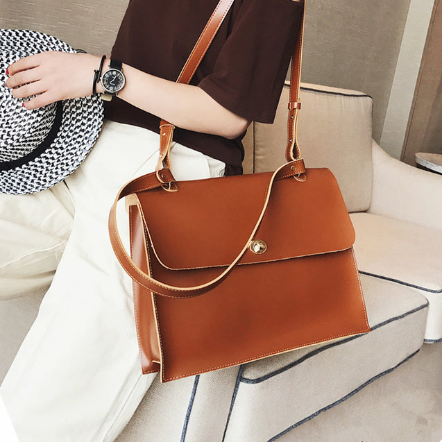 Retro Fashion Female Shoulder Bag