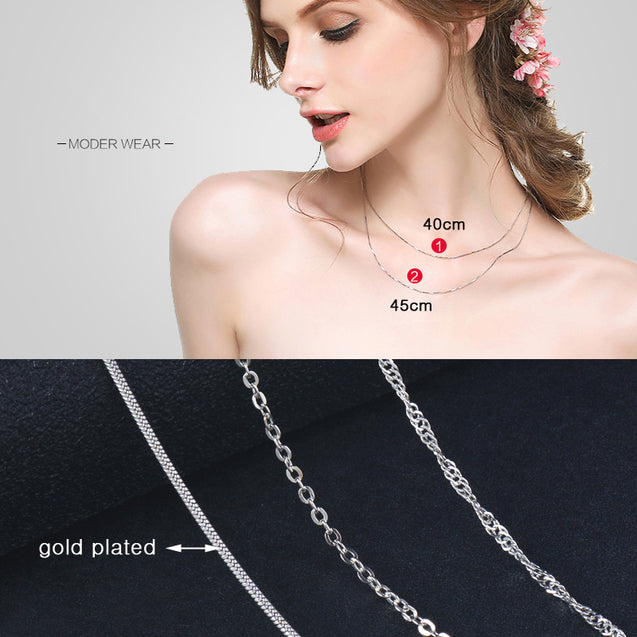 High Quality Snake Chain Necklace