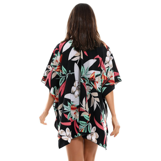 Women Outwear Loose Cover Up