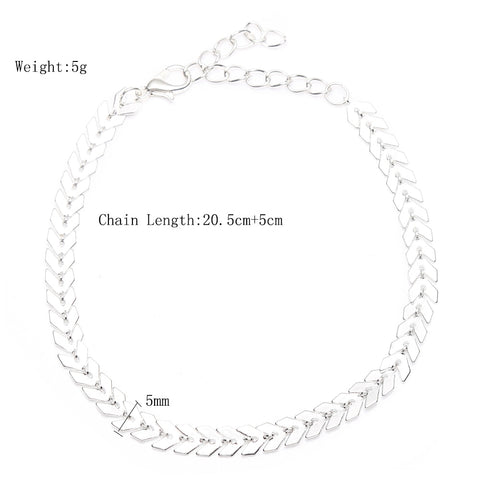 Image of Bohemian Style Summer Ankle Bracelet