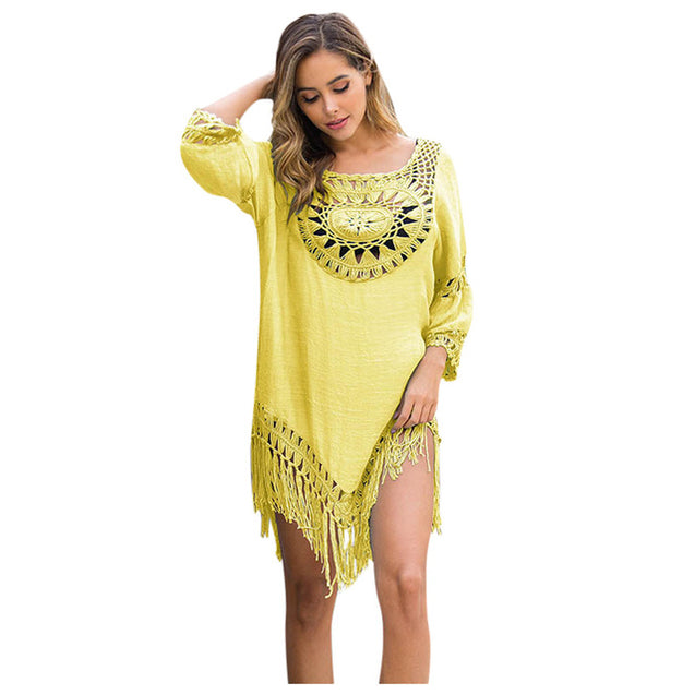 New Fashion Crochet Cover Up