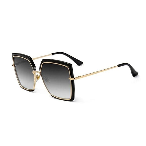 Big Frame Square Women's Sunglasses, Ladies Oversized Shades