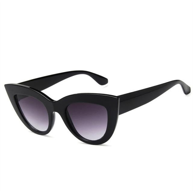 Luxury Women Cat Eye Sunglasses