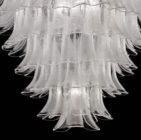 Mid-century Murano glass lighting