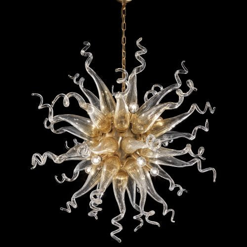 Glass Art Chandeliers