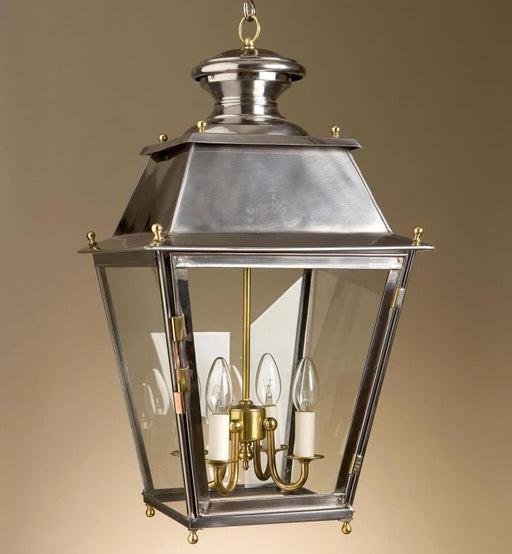 Home and garden lantern with bespoke finishes