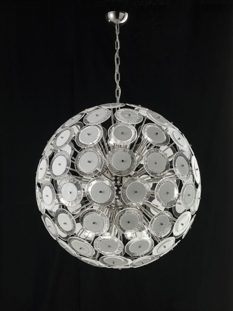Vistosi Dischi style ceiling globe in custom sizes