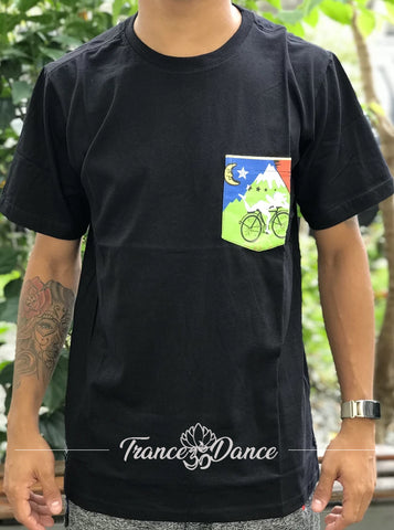 Camiseta Chronic Bike Bolso