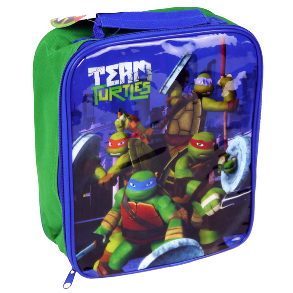Teenage Mutant Ninja Turtles 'Team Turtles' Insulated Lunch Bag - CHARACTEROUTLET.co.uk