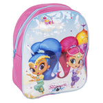 Shimmer & Shine LED Light-Up Junior Backpack - CHARACTEROUTLET.co.uk