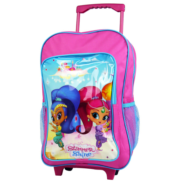 Shimmer & Shine Deluxe Trolley Backpack - CHARACTEROUTLET.co.uk