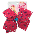 Jojo Siwa Pink Birthday B-Day Single Bow - CHARACTEROUTLET.co.uk