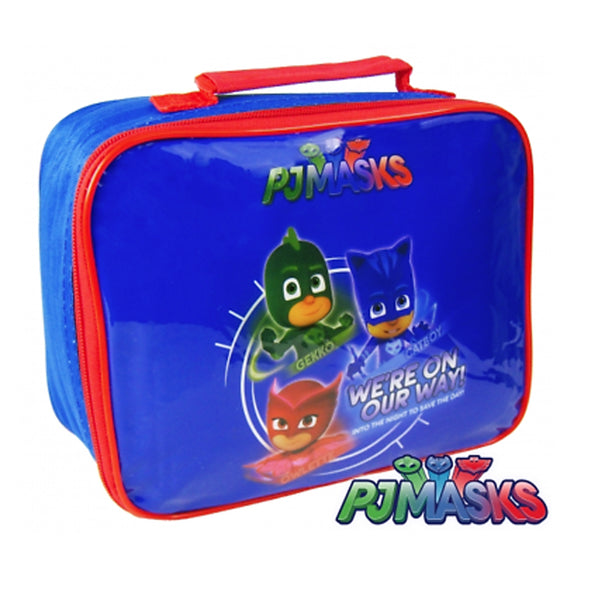 PJ Masks 'We're On Our Way!' Insulated Lunch Bag