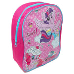 My Little Pony Pink LED Light-Up Junior Backpack - CHARACTEROUTLET.co.uk