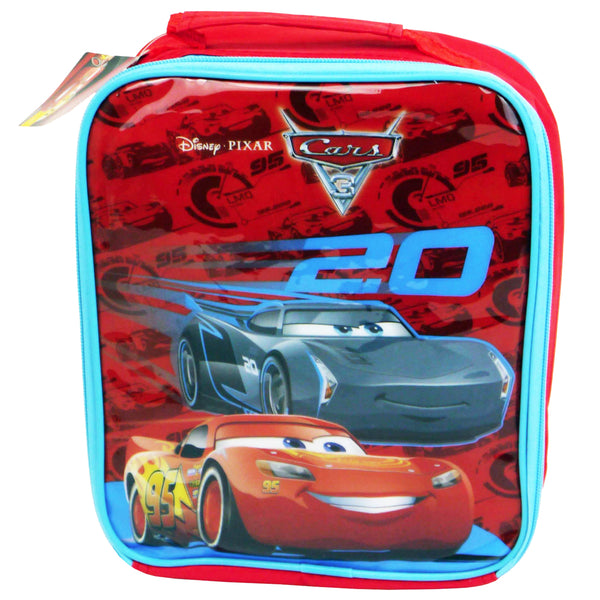Disney Pixar Cars 3 Insulated Lunch Bag