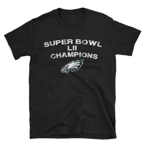 Eagles Super Bowl Champions Short-Sleeve Unisex T-Shirt
