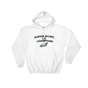 Eagles Super Bowl Champions Hooded Sweatshirt