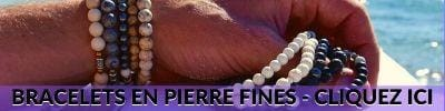 Collection en pierre fine naturelle