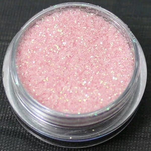 Light Pink Fine Glitter Dust