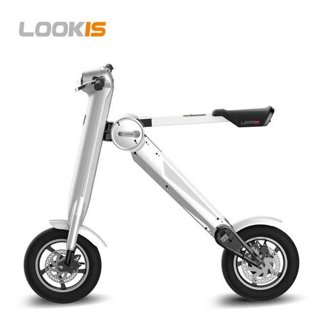LOOKIS e Bike Folding Scooter - Zendrian