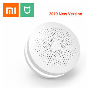 2019 New Xiaomi Mijia Multifunctional Gateway 2 Hub Alarm System