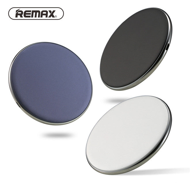 Remax Qi RP-W10 Wireless Charging Pad Charger - Zendrian