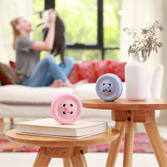 GuangLian e-Button Bluetooth speaker - Zendrian