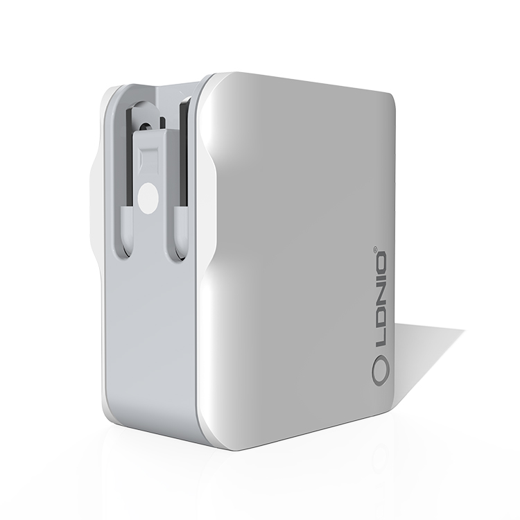 LDNIO A3303 3 USB Port 3.4A Universal Wall Charger - Zendrian