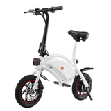 Dyu Smart Bike D1 - Pedal free Motorized e-Bike