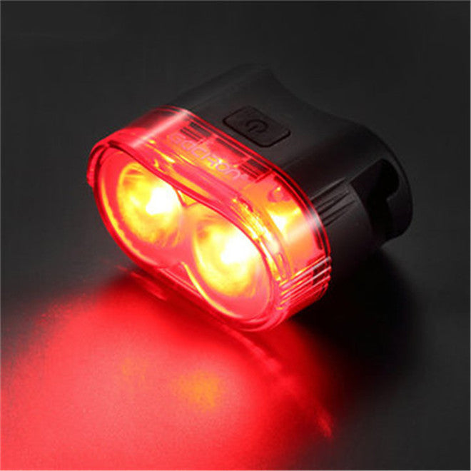 GACIRON Bicycle Rear Light Tail Light-Red - Zendrian