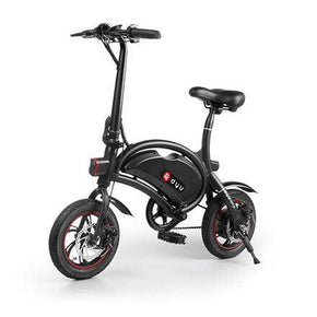 12inch  DYU D2 Electric Foldable Bike