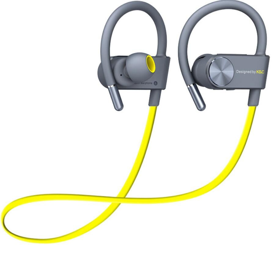 K&C In-Ear Noise Canceling Sport Headphones - Zendrian