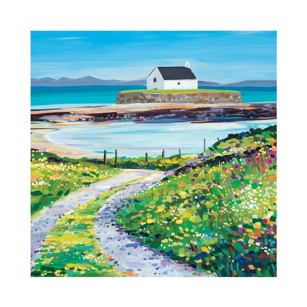 CHURCH IN THE SEA (Greetings Cards (x6)