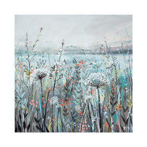 FROSTY MORNING Greetings Cards (x6)