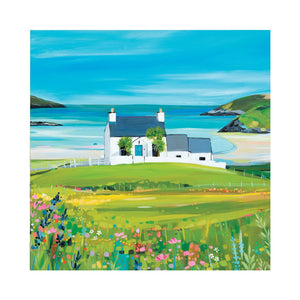 MEGAN'S COTTAGE Greetings Cards (x6)