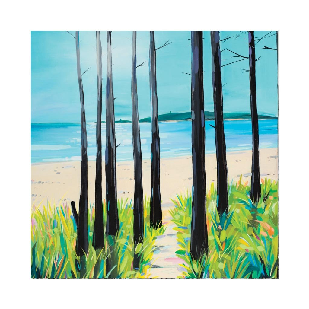 NEWBOROUGH Greetings Cards (x6)