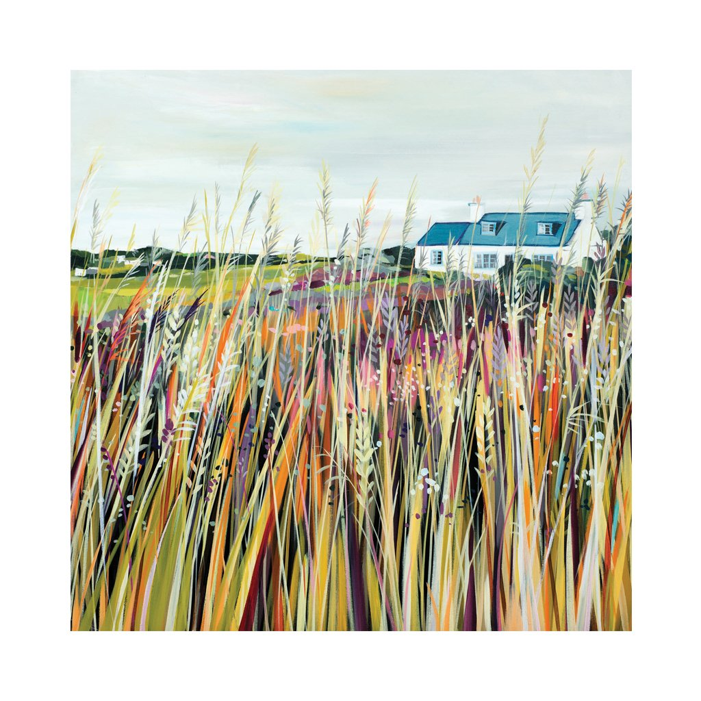 RHOSCOLYN REEDS Greetings Cards (x6)