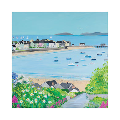 BEAUMARIS BAY Greetings Cards (x6)